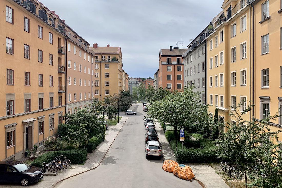 Tukholman kesää Instagramissa