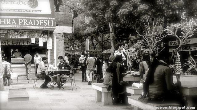 Dilli Haat, Delhi 2011