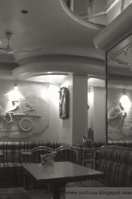 Shiv Sagar -ravintolassa Mumbaissa