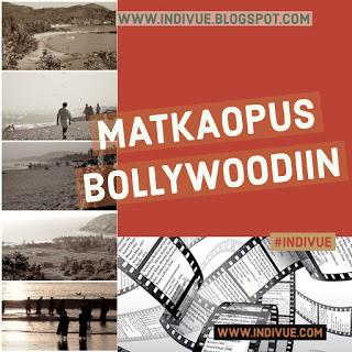 INDIVUE: Matkaopus Bollywoodiin