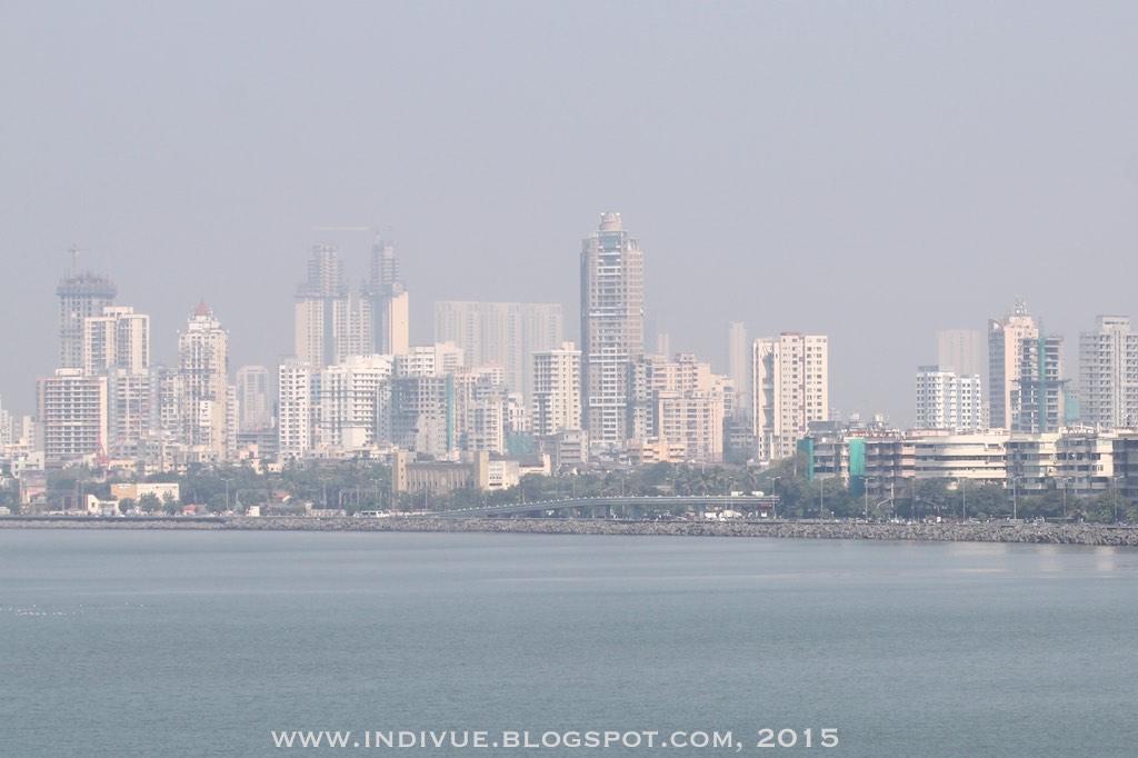 Mumbain pilvenpiirtäjiä