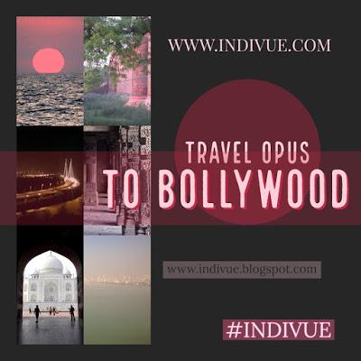 Matkaopus Bollywoodiin englanniksi
