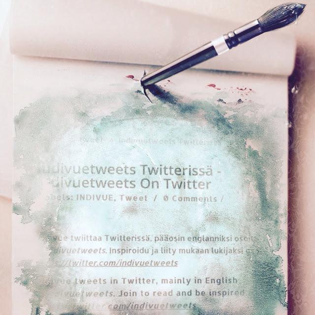 Indivue tweets