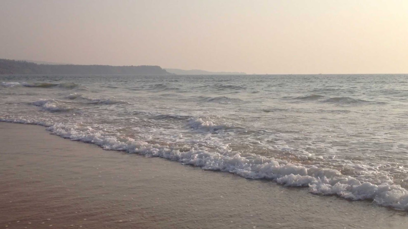 Cavelossim Beach Goa Intia