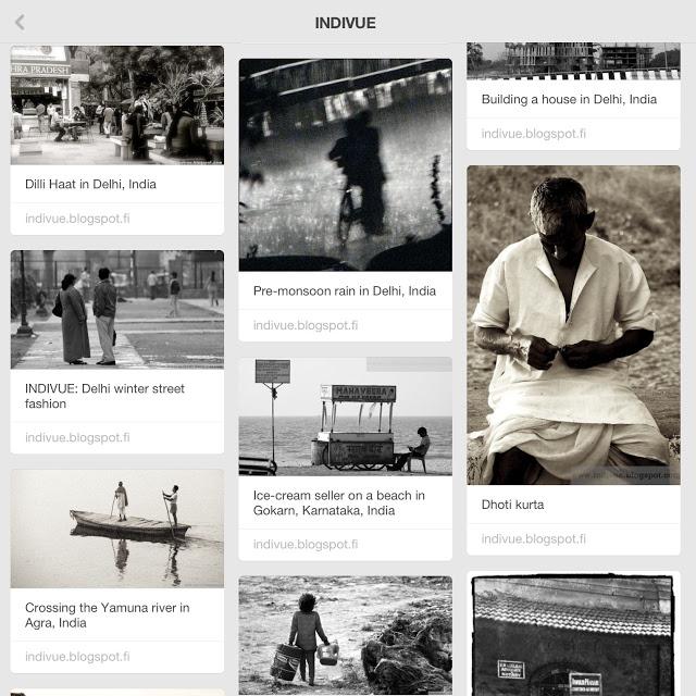 Indivue, suomalainen valokuvaaja Intiassa