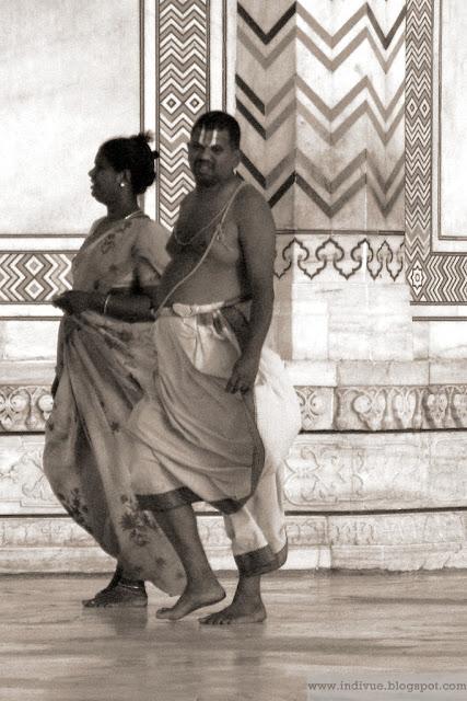Etelä-Intialainen vaatetus