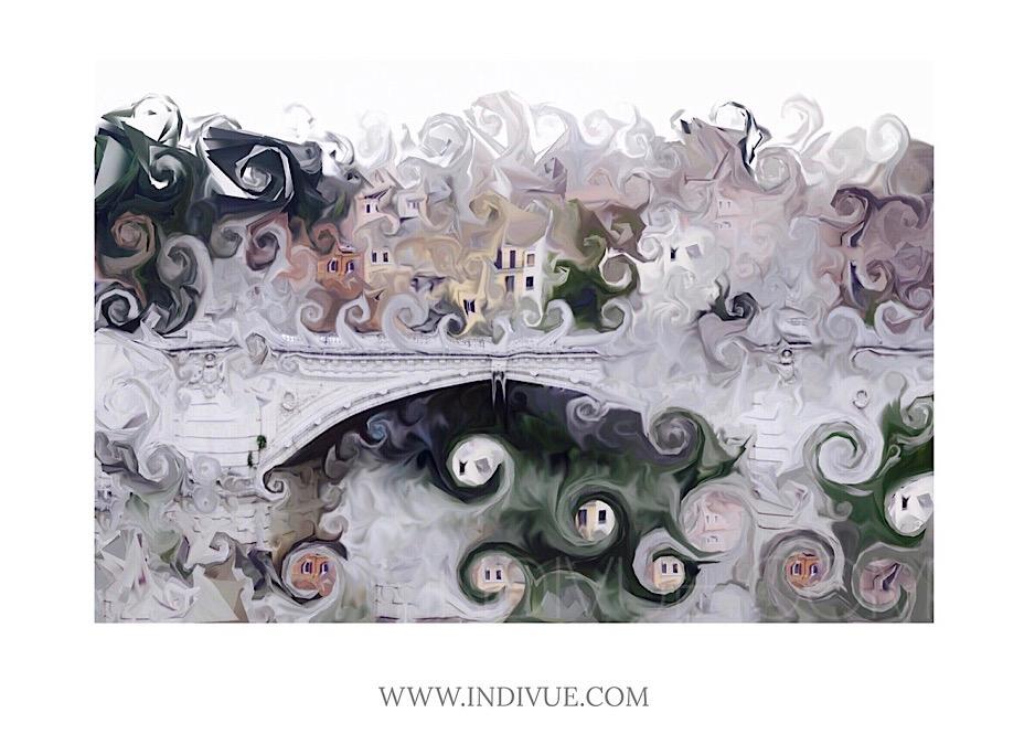 Indivuen Digimaalaus Roomasta