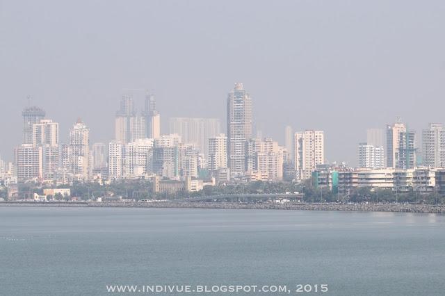 Marine Drive, Mumbai, Intia, 2015