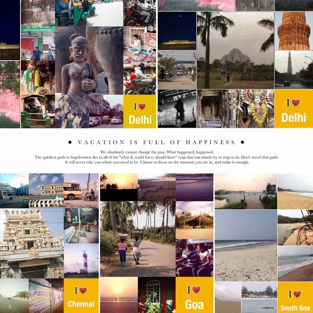 Intian matka kuvia © Indivue