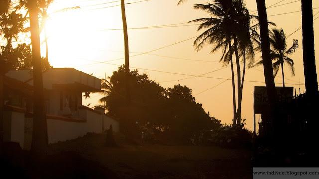 Tie Shore Baariin, Anjuna, Goa