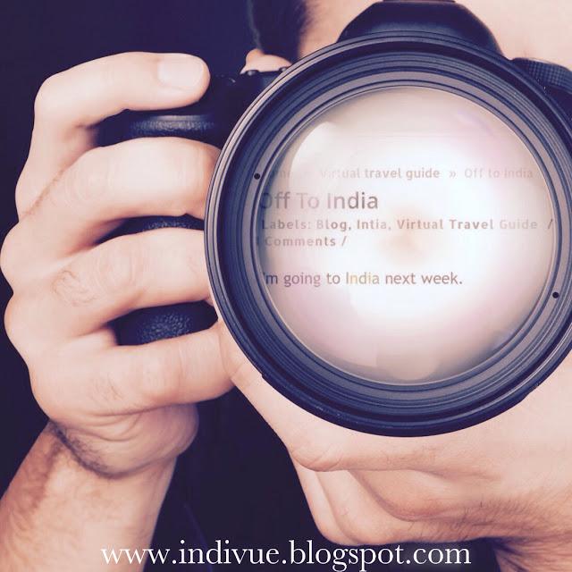 INDIVUE: Off to India
