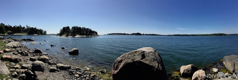 Helsinki Uutela panoraama