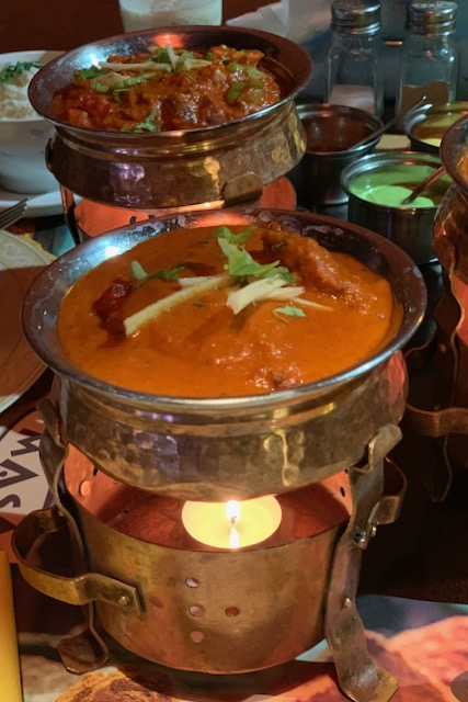 Intialainen ravintola Gdanskissa