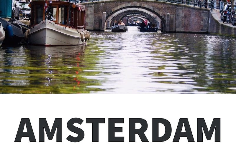 Kanaali Amsterdamissa