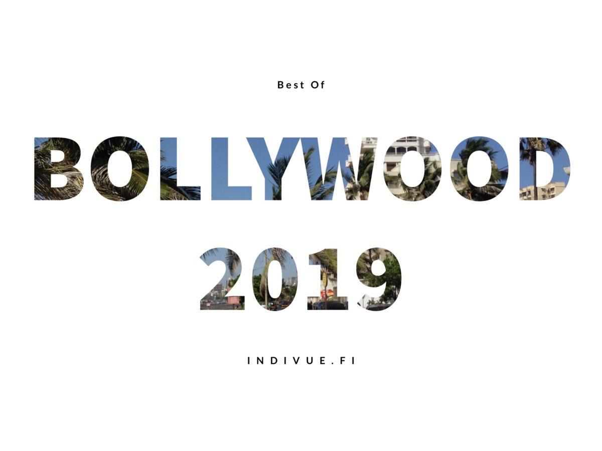 Vuoden 2019 parhaimmat Bollywood-hitit