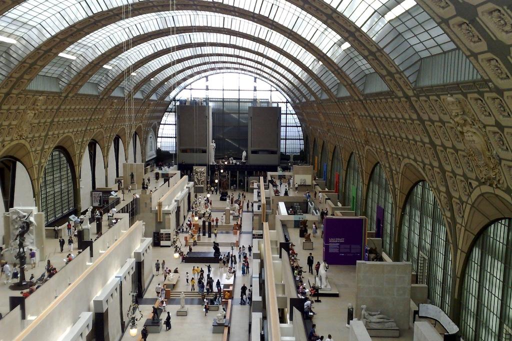 Valokuvanäyttely Pariisista