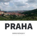 Koko Prahan keskusta