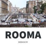 Rooman katuja