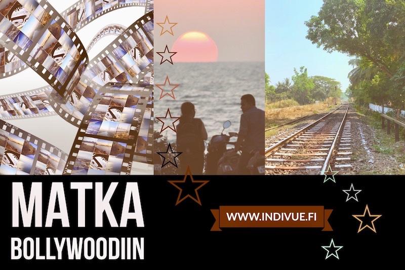 Matka Bollywoodiin -teoksen kansikuva