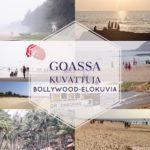 Goassa kuvattuja Bollywood-elokuvia - Matka Intiaan