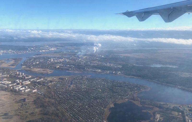 Finnairin lento Riikaan
