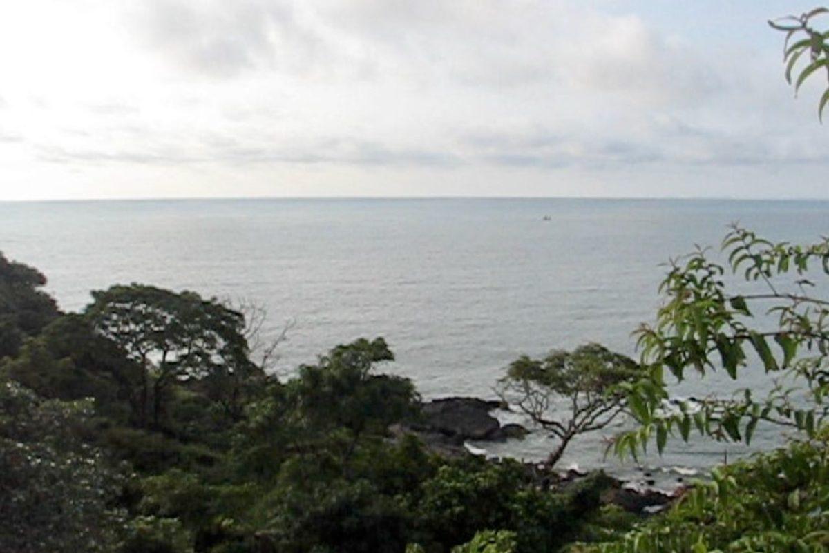 Näkymä merelle Cabo de Rama Fortista