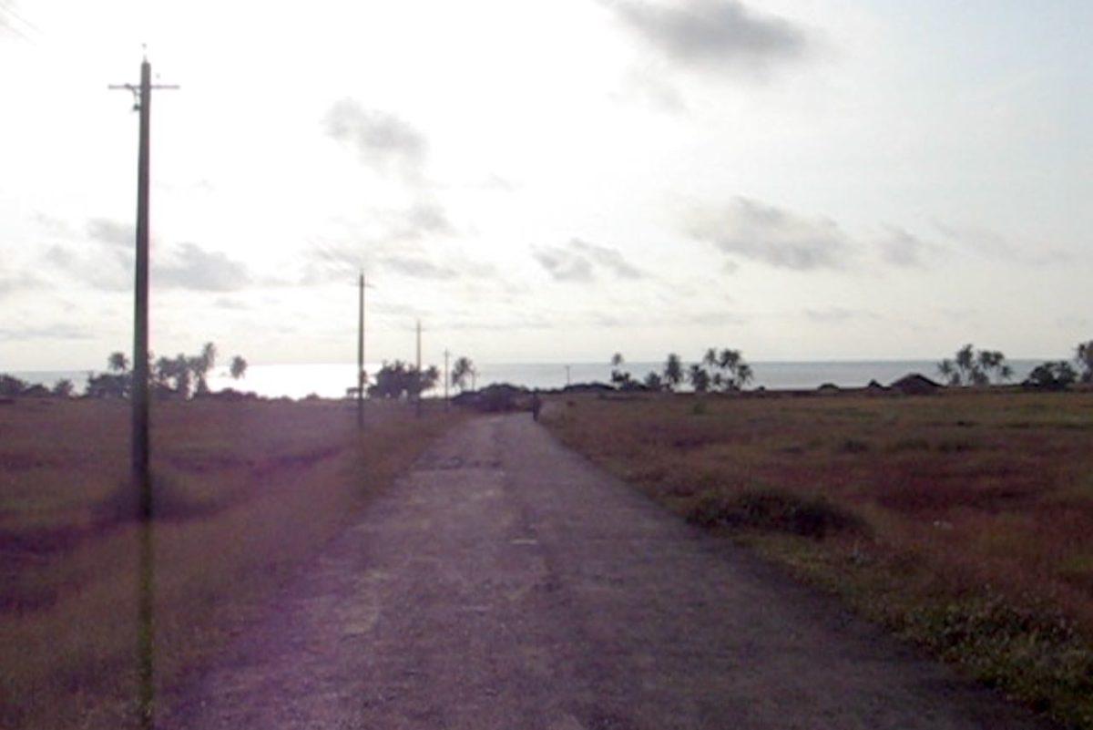 Autotie Etelä-Goassa