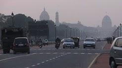 Presidentin linna New Delhissä