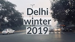 Delhin talvea
