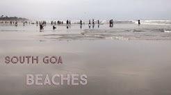 Etelä-Goan rantoja