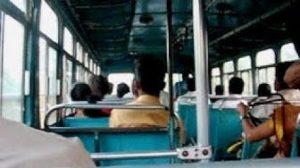 Paikallisbussi Gokarnaan