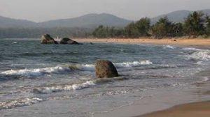 Uimaranta Goassa