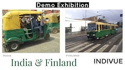 Suomi Intia Demo Exhibition