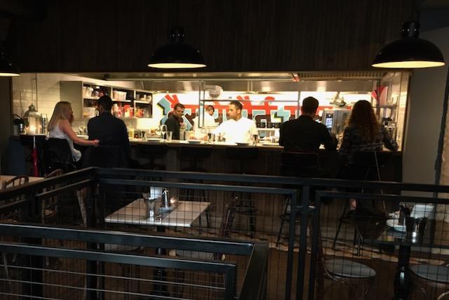 Intialainen ravintolakeittiö Der Peppern Gror Oslo