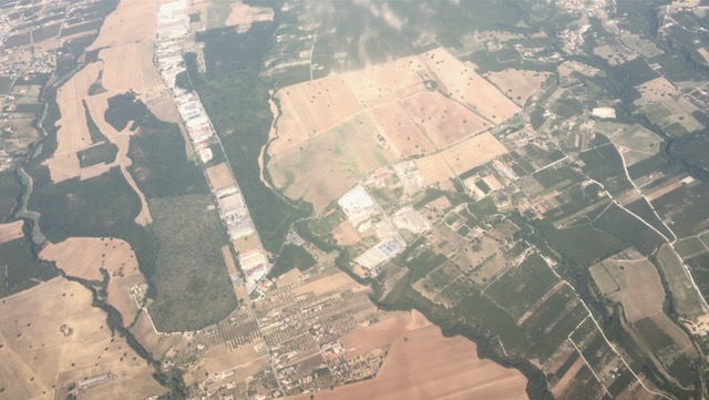 Euroopan peltomosaiikkia