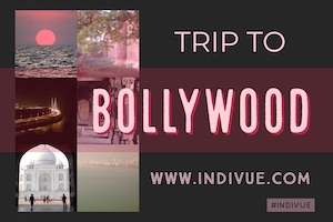 Mini button image Bollywood englanniksi