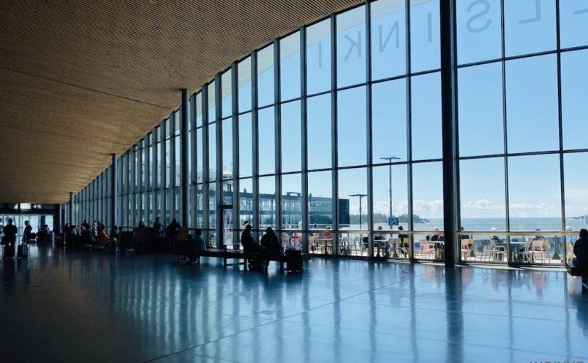 Helsinki uusi Länsiterminaali