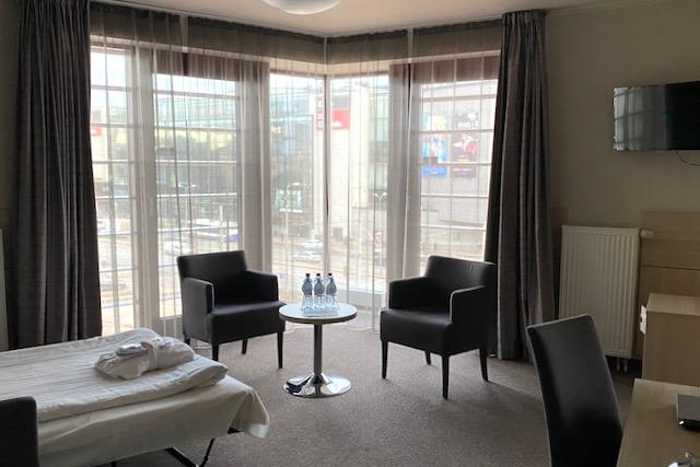 Wellton Riga -hotelli ja spa -sviitti
