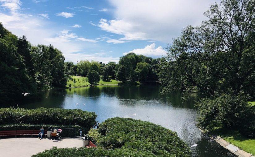 Oslon kauneimpia nähtävyyksiä