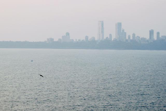 Aamua Mumbaissa ja Arabianmeri