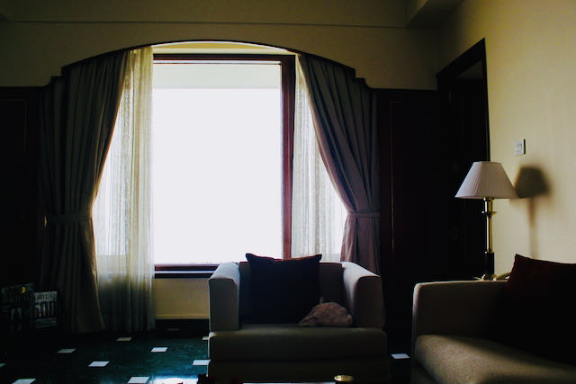 Hotelli Oberoi Trident sviitti