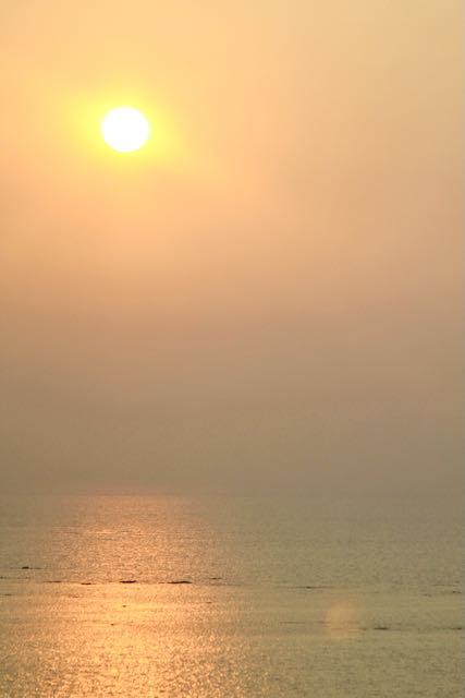 Auringonlasku Mumbaissa