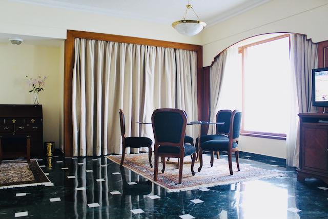 Hotelli Oberoi Trident Mumbai sviitti