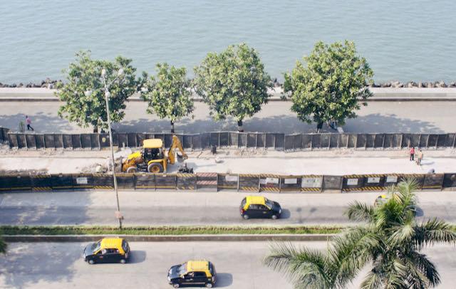 Mumbailaisia takseja