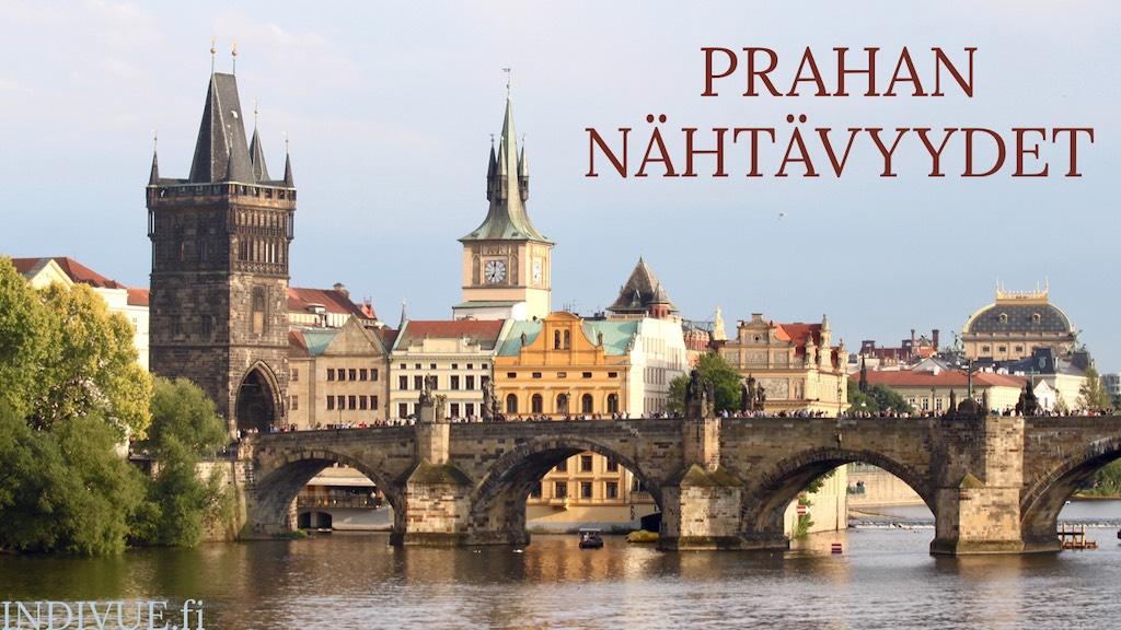 Video Prahan nähtävyydet kansikuva