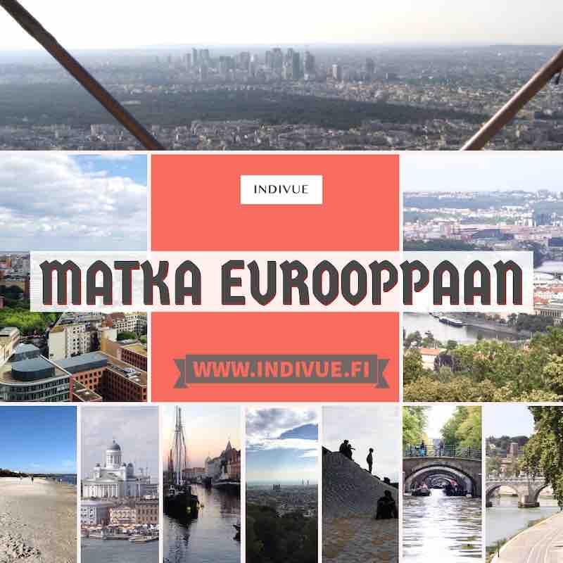 Matka Eurooppaan