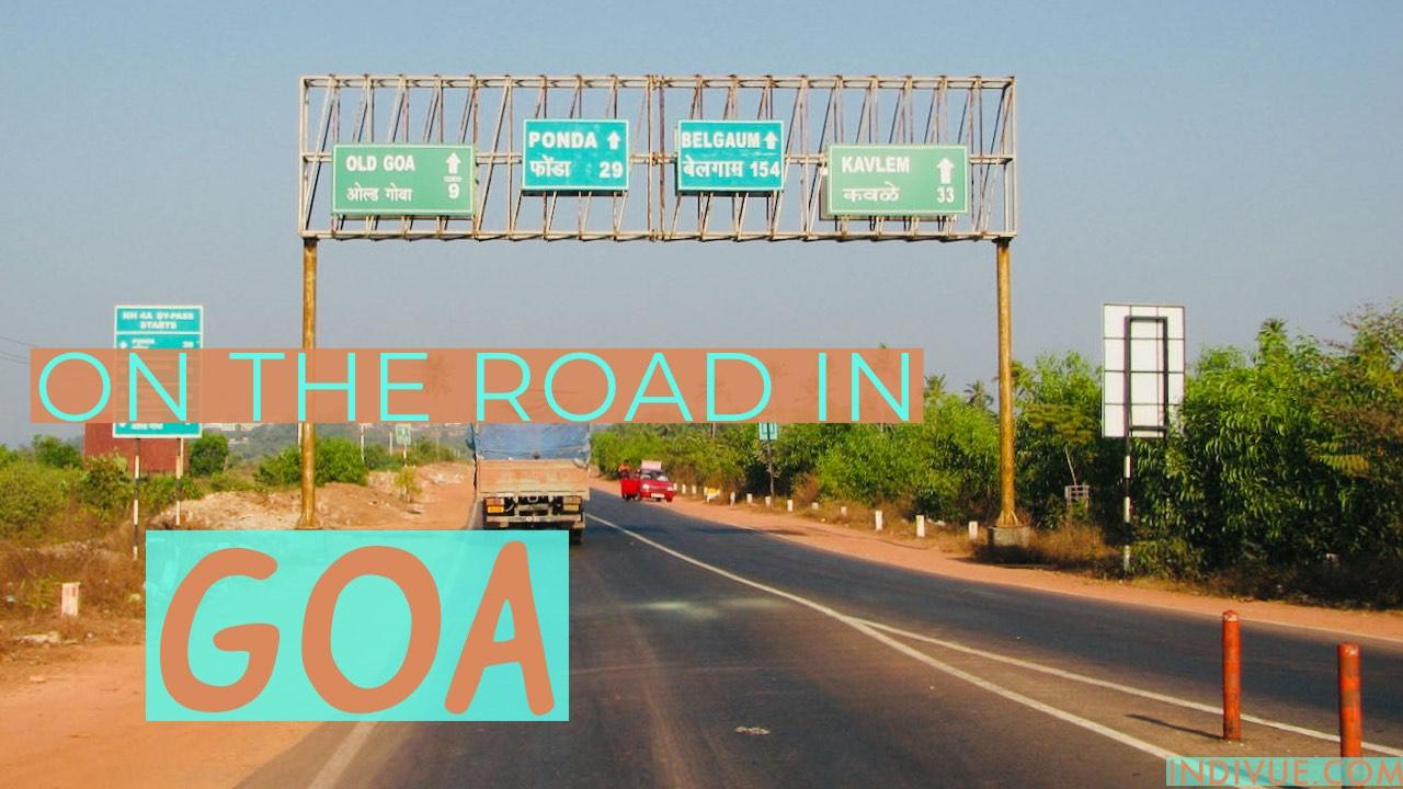 Matkalla Goassa