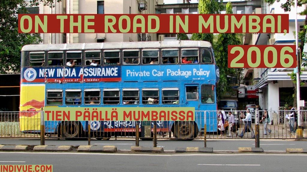 Tien päällä Mumbaissa
