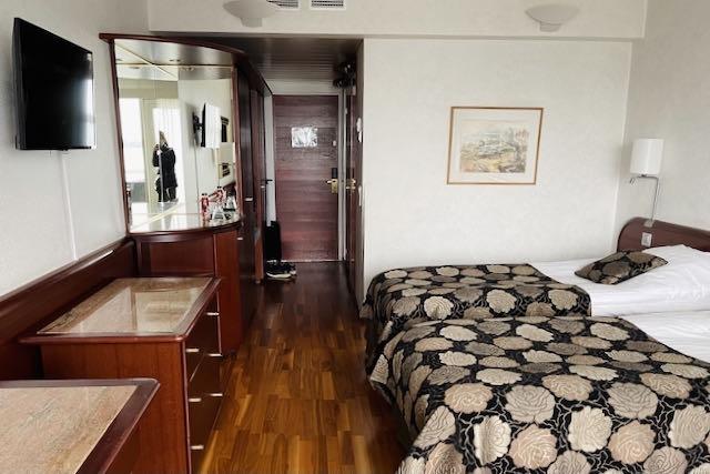 Huone hotelli Arkipelagissa