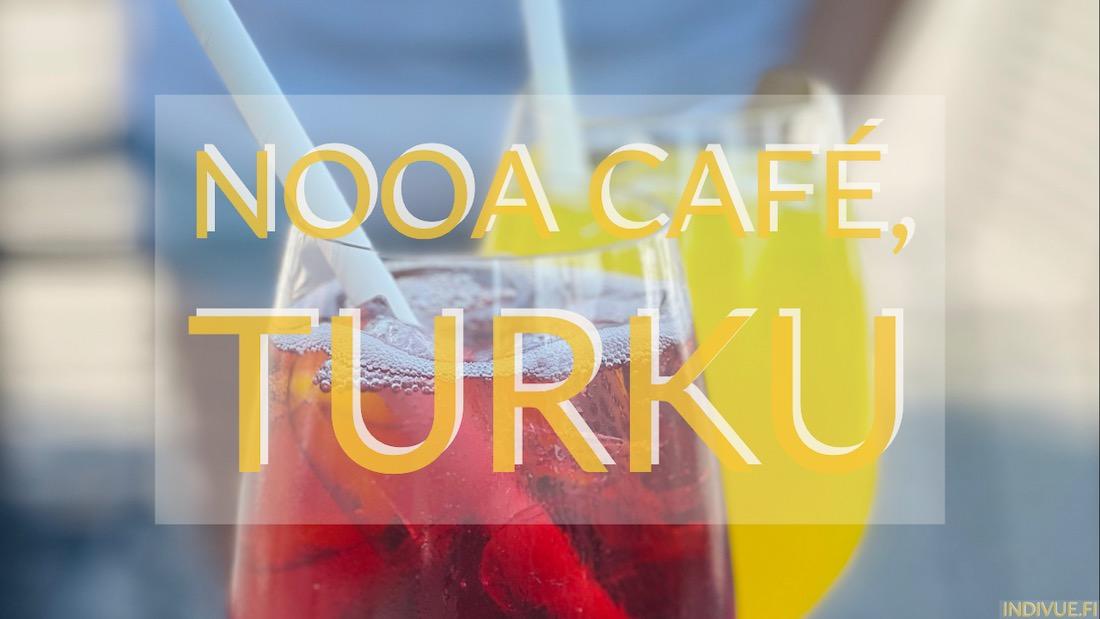 Limonaadit kahvila Nooassa